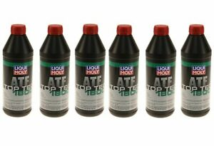 Bmw Automatic Transmission Fluid Atf 6 Liters Liqui Moly Made In Germany