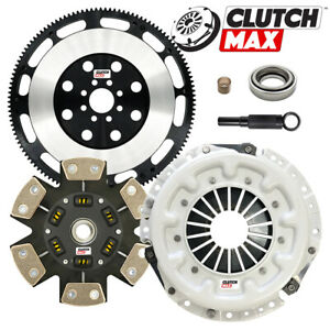 Stage 3 Performance Clutch Kit W Flywheel For 90 96 Nissan 300zx 3 0l Non turbo