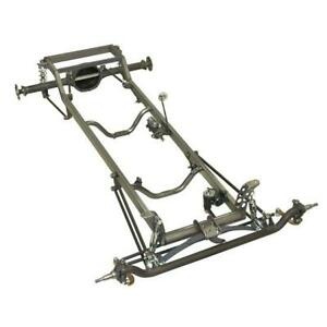 Deluxe 1923 T Bucket Frame Assembly Ford Chrome