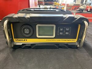 Stanley Bcs25bs Portable 12v Battery Charger