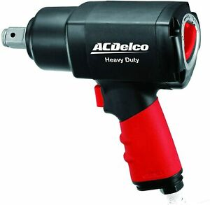 Acdelco 3 4 Composite Air Impact Wrench Pneumatic 650 Ft Lbs Ani610