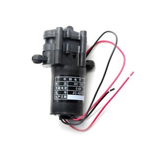 Dc12v Zc a250 Gear Water Pump Magnetic Brush Motor Driver 0 100 Hot