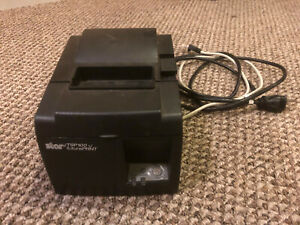 Star Micronics Tsp100 Futureprint Point Of Sale Thermal Printer
