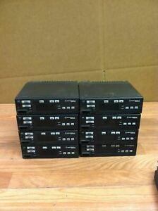 Lot Of 8 Motorola Spectra Radio D35kga5jg3ak Abz89ft5712 Working Free Shipping