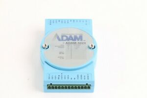 Advantech Adam 4024 Data Acquisition Module No Bracket Clip