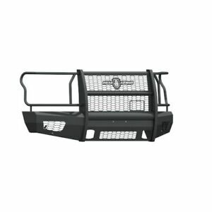 Road Armor 615vf6b Vaquero Front Non Winch Bumper Full Guard Texture Black
