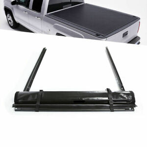 Fits 05 15 Toyota Tacoma 6 Ft Bed Black Roll Up Tonneau Cover Vinyl