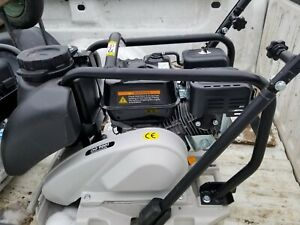 Mustang Lf88 Walk Behind Vibratory Plate Compactor 196cc Gasoline Engine New