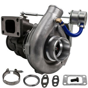 Universal T04e T3 T4 63 0 5 Turbo Charger Compressor 420 Hp Internal Wastegate