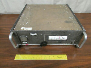 Polarad 1509 Microwave Frequency Doubler 10 0 15 5 Ghz