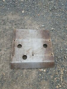 61 65 International Scout 80 Factory Skid Plate
