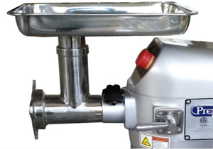 Atosa 12 Meat Grinder Attachment For Pm 20 And Pm 30 Mixers