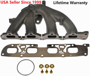 New Dorman 674 940 Exhaust Manifold Kit Includes Required Gaskets Hardware