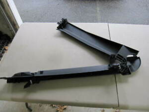 2007 2009 Jeep Wrangler Unlimited Soft Top Window Frames
