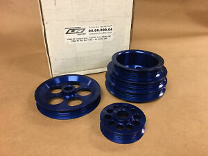 Closeout Unorthodox Lightweight Underdrive Pulley Set For B16a3 B18a1 B18c1