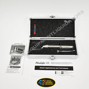 Dental Needle Free Injector No Needle Madajet Xl New And On Sale Now