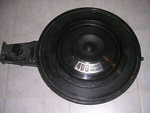 1973 1974 Dodge Charger Plymouth Road Runner 400 4v Air Cleaner Oem