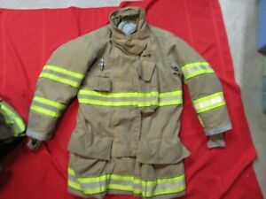 Mfg 2011 Globe Gxtreme 38 X 35 Firefighter Turnout Bunker Jacket Fire Rescue