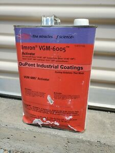 Dupont Imron Vgm 6005 Activator 1 Gallon Buy Multiples