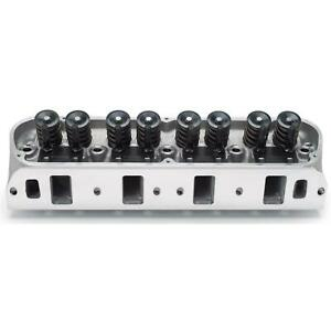 Edelbrock 77189 Victor Jr Cylinder Head Assembled Ford 289 302 351w