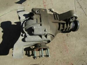 2004 2006 Porsche Cayenne Turbo 4 5l Rear Differential End Carrier Assembly Elec
