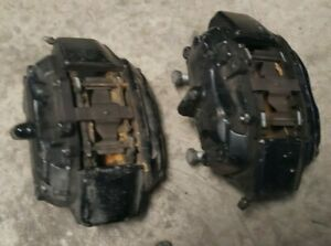 1999 2006 Mercedes Benz W220 S430 S500 S55 Amg Front Brembo Brake Calipers