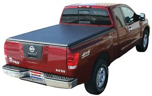 Truxedo Truxport Tonneau Cover For 00 04 Nissan Frontier 292101 Crewcab 4 8 Bed