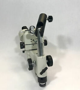 National Microscope Body With 0 5x Objective And Holder
