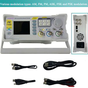 Fy6900 Dds Signal Generator Counter Frequency Meter Arbitrary Function 2 4inch