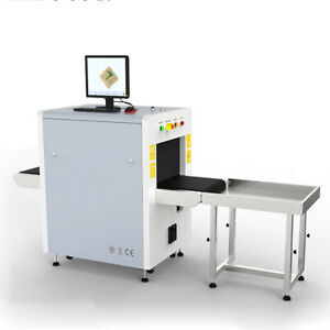Small Size 50 30cm 5030c Dual Energy X Ray Machine X ray Baggage Scanner