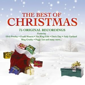 Best Of Christmas VARIOUS ARTISTS 75 Essential Holiday Songs MUSIC New 3 CD $14.99