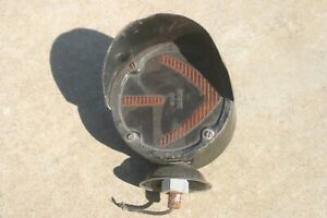 Vintage Grote Safety Turn Signal Light Patina Rusty Hot Rat Rod Model A T 1932