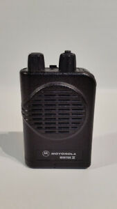 Motorola Minitor 4 Minitor Iv Pager Only