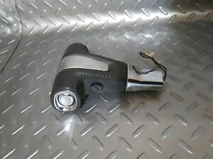 2010 14 Oem Ford Mustang gt Factory Auto Gear Shifter Leather Handle Knob