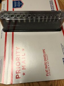 New Snap On 112ystmmy 12 Pc Metric Fdx X Tra Deep Socket Set Free Priority