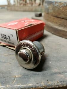 Nos 1949 1950 Ford Push Button Start Ignition Switch Mercury Truck Usa Made