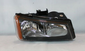 Headlight Fits 2005 2007 Chevrolet Silverado 2500 Hd Silverado 1500 Silverado 15