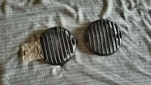 1936 Ford Horn Grills Used Pair Vintage Hamb Jalopy Nsra 36 Ford Car