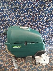 Tennant Nobles Ss5 28 Battery Floor Scrubber Free Shipping