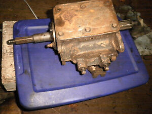 Willys Jeep Truck Transmission T90a 1 Side Shift 1948