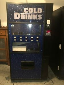 2 Drink Vending Machines For Sale