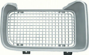 Oer Reproduction Right Hand Silver Grill 1969 Pontiac Firebird Trans Am