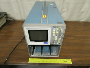 Tektronix 7633 Dual Trace Storage Oscilloscope As is
