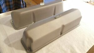 Ford 427 Fe 428 Scj Valve Covers Blue Thunder Pentroof Style R Code