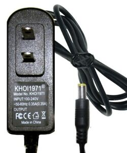 WALL charger AC adapter =02FOR KT1301I Kid Trax Spiderman Power ATV 12V ride on