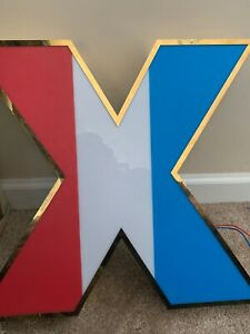 Custom Channel Alphabets For Outdoor And Indoor Use