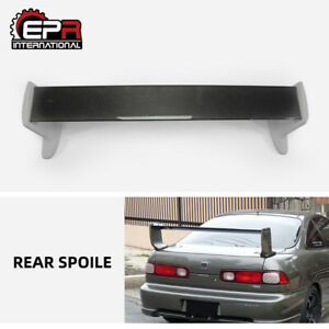 For 94 01 Honda Integra Dc2 Mug Style Carbon Blade Add On Frp Wing Extension Kit