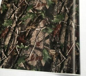 Camouflage Vinyl Car Wrap Pvc Adhesive Real Tree Film Decals Cars Decorations