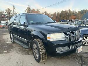 Front Center Console Lincoln Navigator 07 08