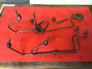 Ford 5000 Tractor Diesel Injection Lines Refurbished